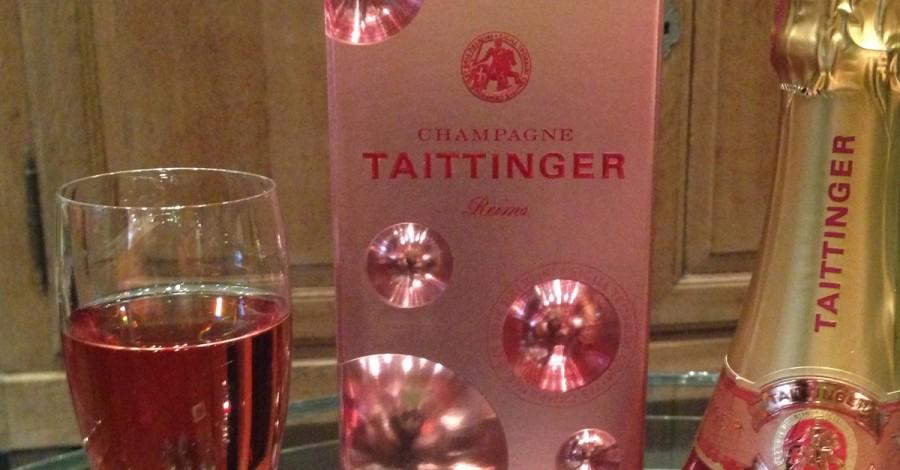 Le champagne Taittinger, bulle pour les amoureux