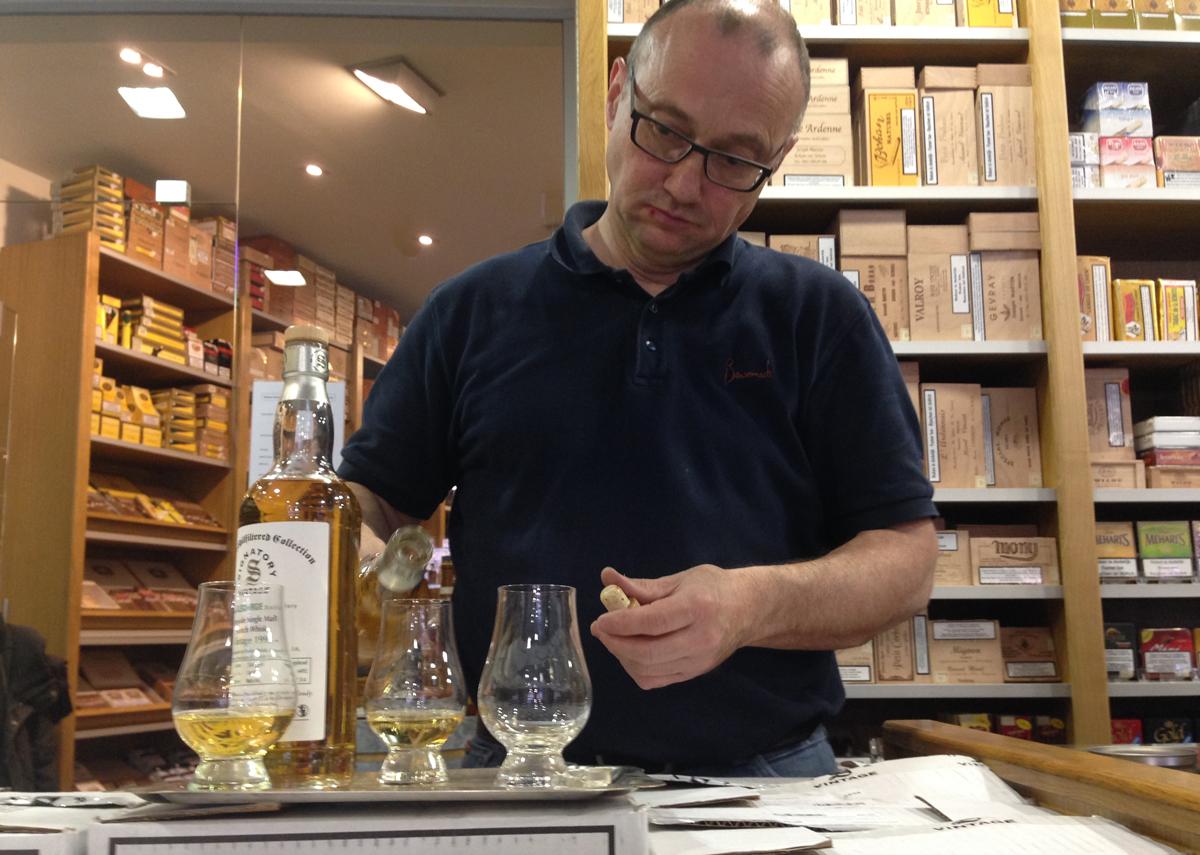 signatory vintage whisky maison demiautte