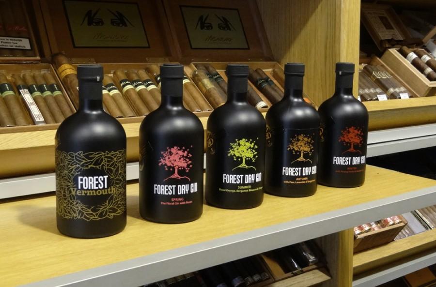 Forest Spirits : un gin belge à ne pas manquer !