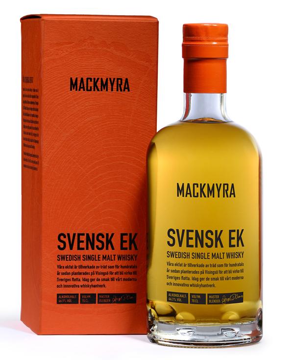 Gut bekannt Mackmyra, un whisky suédois fait son entrée à la Maison Demiautte NL43