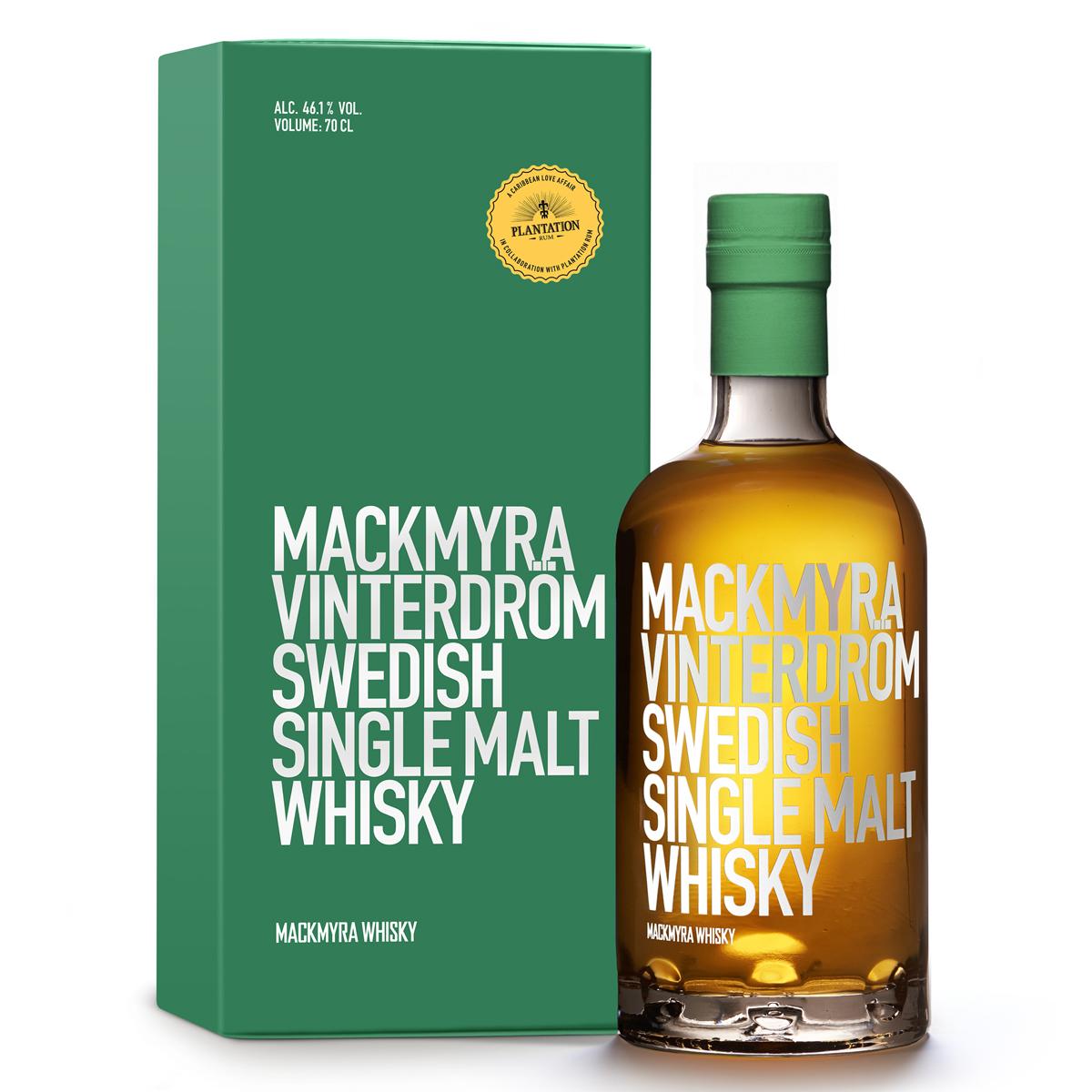 Turbo Mackmyra, un whisky suédois fait son entrée à la Maison Demiautte TP45